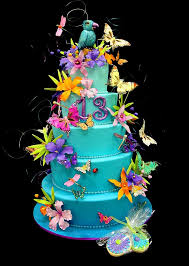 Tropical Themed Cake - tropical themed bat mitzvah cake youtube
