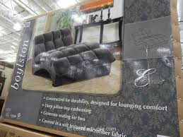 beautiful costco chaise lounge double chaise lounge living room