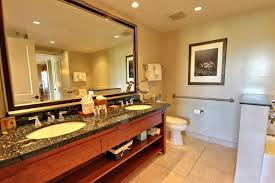 Framed Bathroom Mirror Ideas Bahtroom Charming Large Bathroom Mirror Frames Improving Alluring