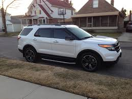 Ford Explorer Xlt 2013 - differences between the sport and limited ford explorer and ford