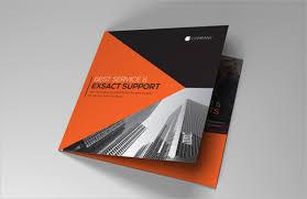 19 flat design brochure templates free u0026 premium templates