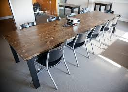 dark wood conference table farmhouse conference tables on table conference room stunning