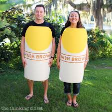 punny hashtag halloween costume for couples diy tutorial u2014 the