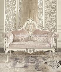 classic living room furniture sets european style antique romantic wooden sofa set classic living