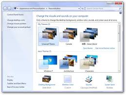 lenovo laptop themes for windows 7 how to personalize windows 7 starter