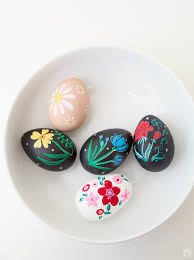 even more easter egg decorating think make share