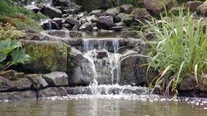 fontane per giardini come progettare fontane e cascate per il giardino deabyday tv