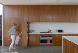 Kitchen Cabinets Los Angeles Ca Unique Walnut Residence In Venice Los Angeles California