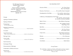 wedding program layouts wedding program sles 2629196 png sponsorship letter