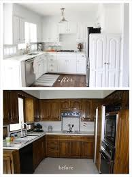 Easy Kitchen Update Ideas 118 Best White Kitchens Images On Pinterest Before After