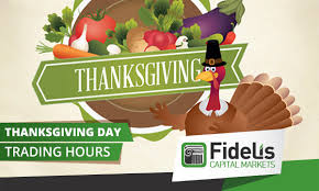us thanksgiving forex stock market hours on metatrader4 hercules