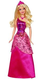 amazon barbie princess charm princess blair doll toys
