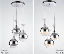New Chandeliers 3 Hanging Light With New Chandeliers Wine Glass Pendant Lighting