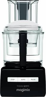 premium cuisine magimix 5200xl premium food processor cuisine système black 18702
