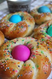 italian easter egg the cultural dish recipe italian easter egg bread