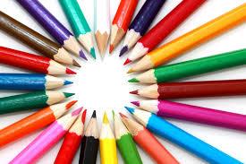 free images pencil color rainbow colors pencils