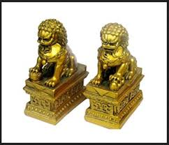 fu dogs feng shui products a pair of fu dogs retailer from delhi
