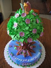 tinkerbell cakes birthday cake