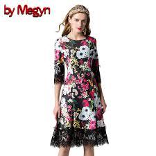 aliexpress com buy by megyn 2017 spring summer black lace dress