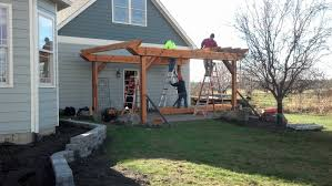10 X 10 Pergola by South Spokane Patio And Pergola Terrabella Inc
