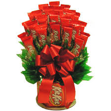 candy bouquets all kitkat candy bouquet for students free ship