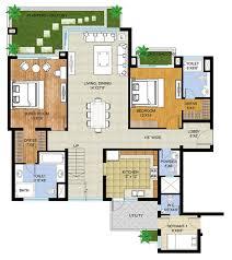 harris ridge duplex home plan 055d 0388 house plans and more