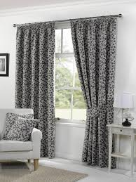 Outdoor Curtain Fabric by Curtains Charming Black And White Zig Zag Curtains Uk Trendy