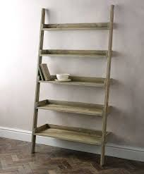 Industrial Bookcase With Ladder by Rustic Ladder Shelf On With Hd Resolution 1020x1236 Pixels Great