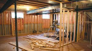 basement finishing heating and air conditioning considerations