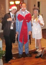 cousin eddie costume the shreve family more winter