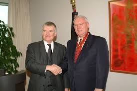 Dlrg Bad Nenndorf Dlrg Präsident Klaus Wilkens Mit Großem Verdienstkreuz