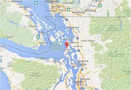 Seattle Ferry Map by Whidbey Island Wa U2013 July 2016 Michigan Traveler