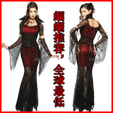 Halloween Costume Wedding Dress 2ag Queen Clothes Demon Clothes Female Dance Costumes