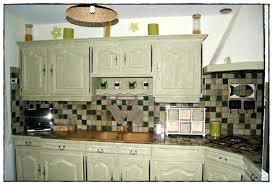 repeindre ses meubles de cuisine en bois repeindre les meubles de cuisine 6 idaces de couleur de peinture
