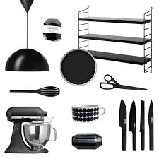 Kitchen Accessories Uk - black kitchen accessories a living diary