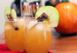 rum cider punch for thanksgiving rum drinkwire