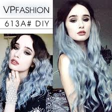 vpfashion ombre hair extensions how to go from hair to pastel color in one set of hair