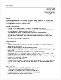 Resume Samples For It Professionals by Resume Of An Accountant Housekeeper Resume Example Sample Resume