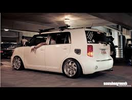 scion cube custom scion omg pancakes