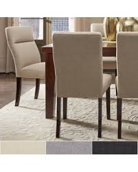 Dining Chair Foam Don T Miss This Deal On Charles Linen Dining Chair Set Of 2