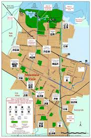 Great America Map Santa Clara by Great Runs In Silicon Valley The Routes U2013 Great Runs U2013 Medium