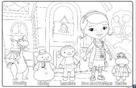 plimentary doc mcstuffins coloring pages kids coupon