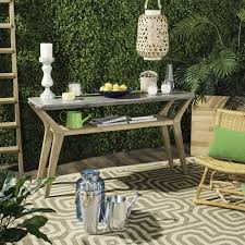 Indoor Patio Furniture by Vnn1020a Patio Tables Furniture By Safavieh