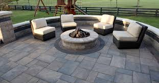 simple large paver patio about home decorating ideas with large