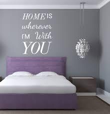 sprüche schlafzimmer wandtattoo home is wherever home spruch sprüche