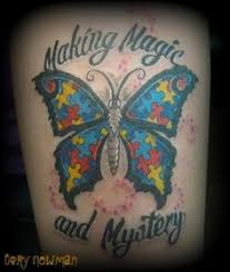 awesome autism awareness butterfly favorite tattoos designs