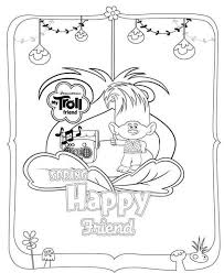 84 trolls images troll party coloring books