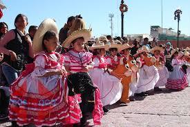 imagenes de la revolucion mexicana en preescolar desfilan niños de preescolar celebrando la revolución mexicana más