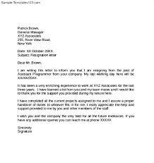 resignation letter 2 week notice resignation letter 2 week notice