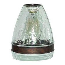 glass bell pendant light portfolio 7 5 in h 6 in w clear textured glass bell pendant light